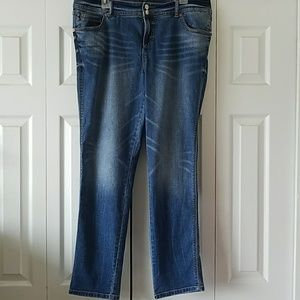 INC Skinny Leg Jeans